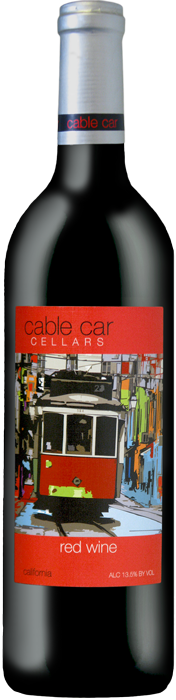 Cable Car Vineyards - Red