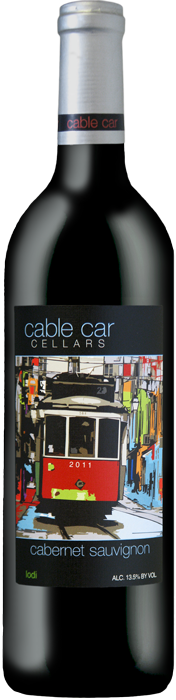 Cable Car Vineyards - Cabernet