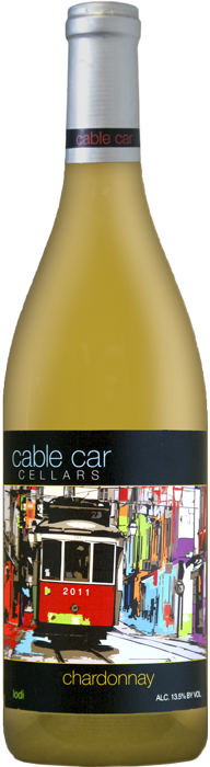 Cable Car Vineyards - Chardonnay