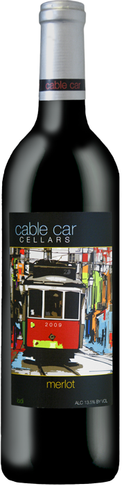 Cable Car Vineyards - Merlot