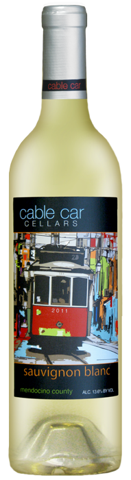 Cable Car Vineyards - Sauvignon Blanc