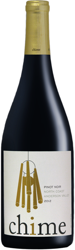 Chime Wines - North Coast Pinot Noir