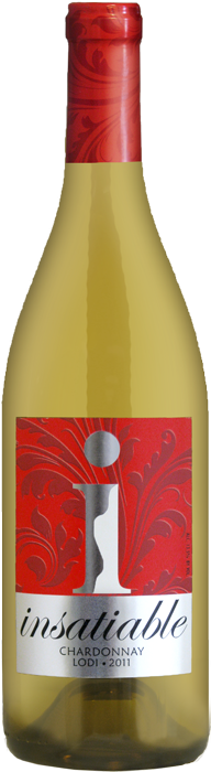 Insatiable Wines - Chardonnay