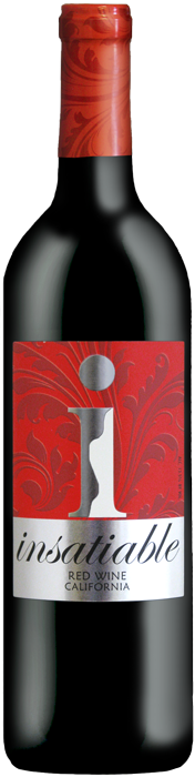 Insatiable Wines - Red