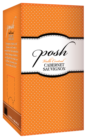 Posh Wines - Cabernet