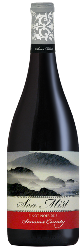 Sea Mist Wines - Pinot Noir
